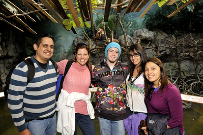 Bronx Zoo Gaby Mike Patricia David