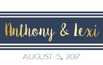 8-5-17 Lexi Justice-Anthony Linder Wedding