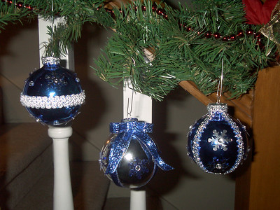 Christmas 2001 - Smyrna, GA - Ornaments