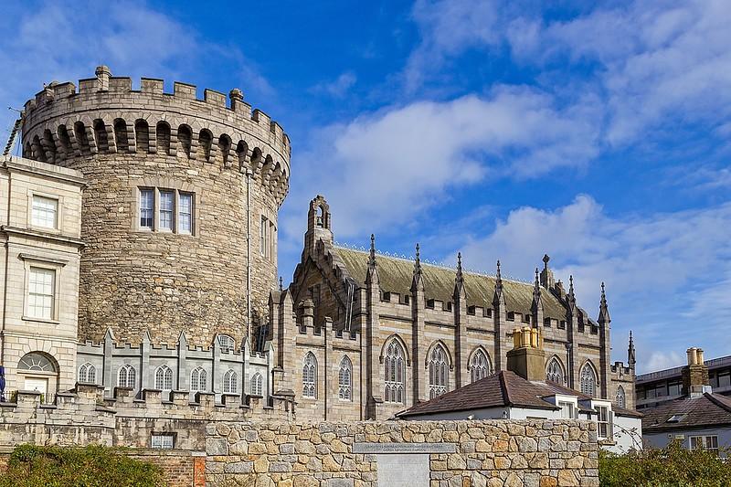 Visit Dublin Castle - Weekend in Dublin