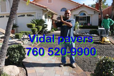 Vidal - pavers