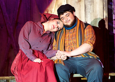 """NBHS """"Fiddler on the Roof"""" Performance Photos - Gallery #1"""
