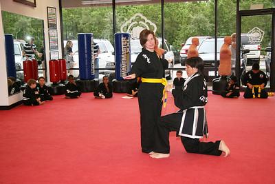 August 2007 Belt Promotion