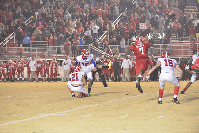 HHS vs Marion County 3rd Round State Playoff