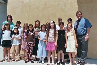 2005-05 Children's Choir