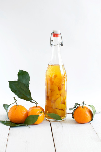 Orangecello – Orange Infused Vodka