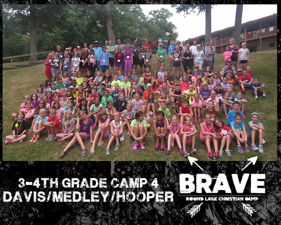 3-4th Grade Camp 4