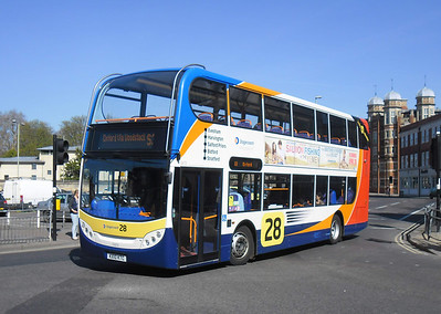 Stagecoach Midlands