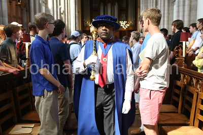 Trinity College - Matriculation - September 30, 2014