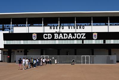 CD BADAJOZ TEMPORADA 2021-2022