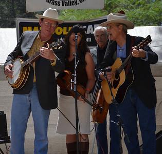 Natural Drift Bluegrass Band