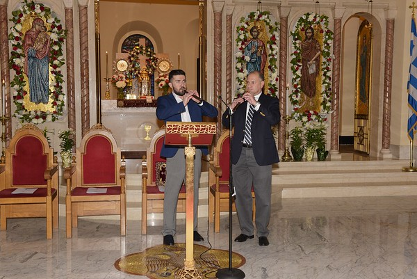 A Prayer Service for the Armenian Community