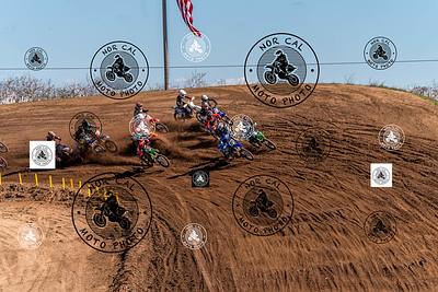 Race 15 450 Pro/INT Vet pro