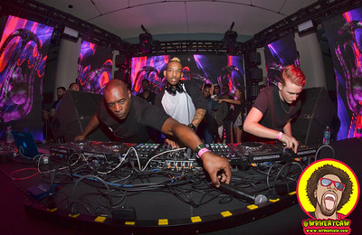 Disclosure and Kevin Saunderson