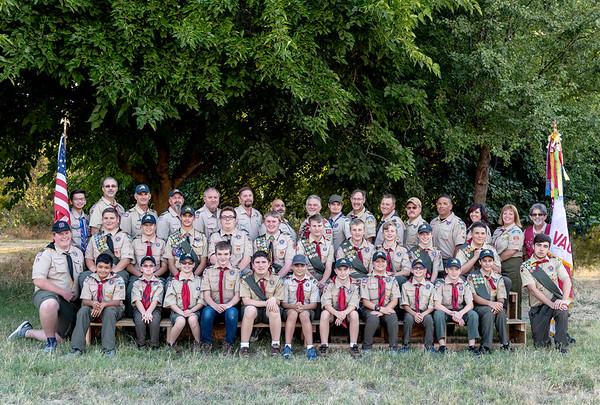 Scouts Photos - 2018