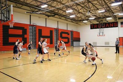 C Team Tournament Ladies Basketball at Beloit 2017