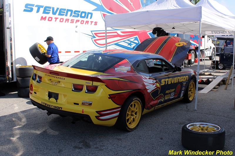GS-Stevenson Motorsport Camaro GS.R