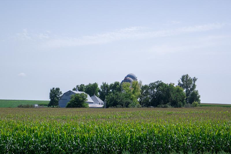 Farm Near Luverne, MN
