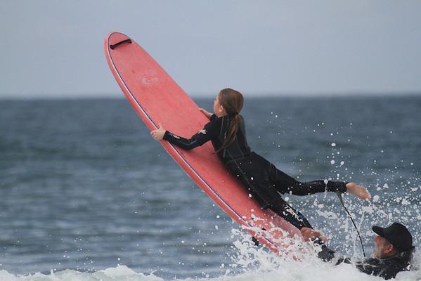 2014 04 04 Surfing with the Angells - San Diego Surfing Academy LLC