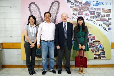 20151202 Prof. Thomas L. Magnanti 來訪