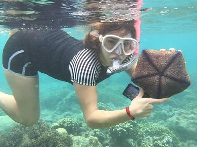 2015-01-09 Family Beach Snorkeling
