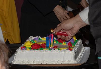 Jeanne Bobbitt's 100th Birthday Partry