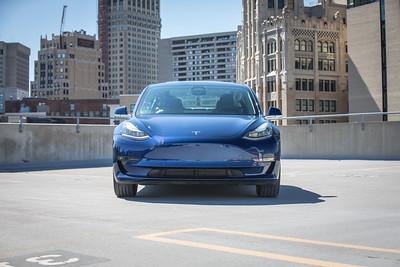 Steve's Tesla