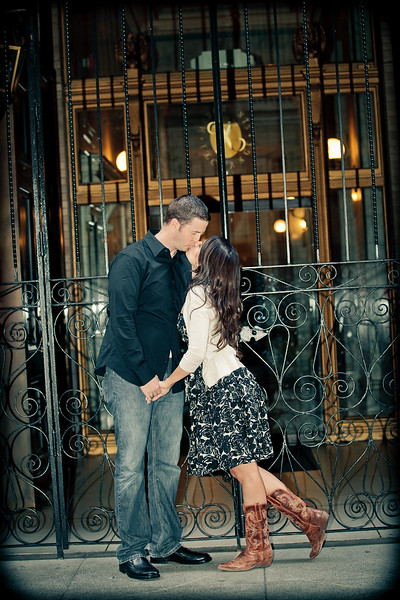 Mayte and Steve-San Francisco