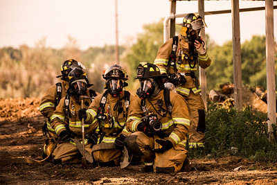Savage Fire Fighter Training