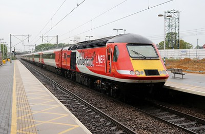 Peterborough Station   07/06/19