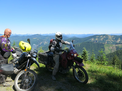 Issaquah to Fife, Ride to the Pig Ride July 26, 2014