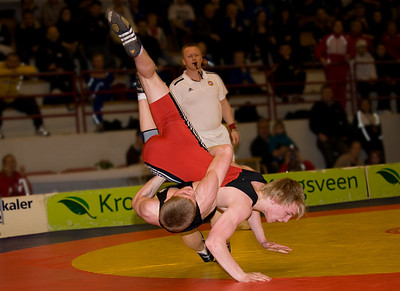 2010 NM Junior Bryting - Menn
