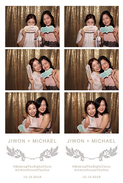 Jiwon & Michael's Wedding (10/13/18)