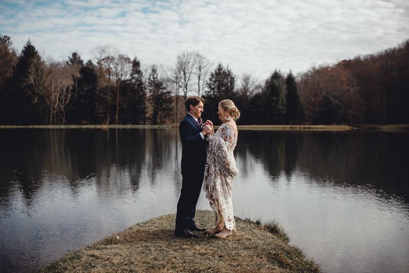 Requiem Images - Luxury Boho Winter Mountain Intimate Wedding - Seven Springs - Laurel Highlands - Blake Holly -695.jpg