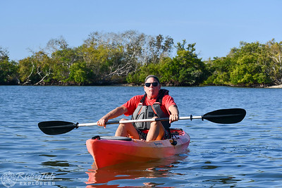9AM Heart of Rookery Bay Kayak Tour - Kramer & Holt