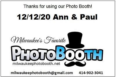 12/12/20 Ann & Paul