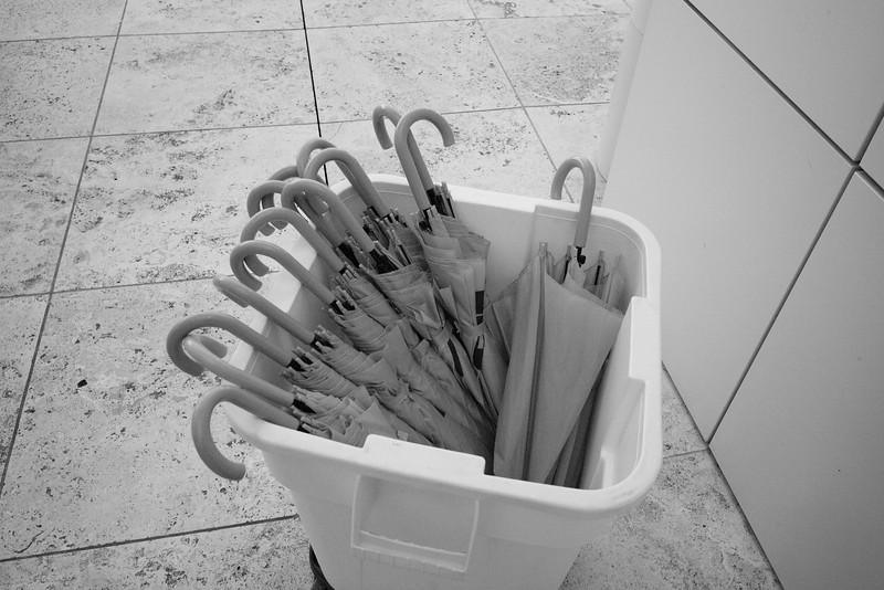 Getty Umbrellas
