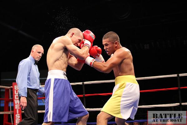 Gabriel Pineda vs. Matthew Flores