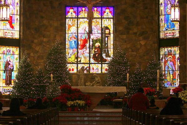 Christmas Day Mass 2012