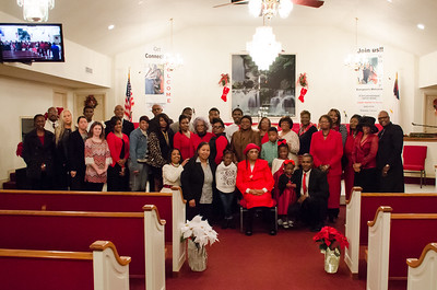 St. Holland Missionary Baptist Church