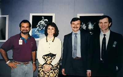 RIOs with Russian colleagues