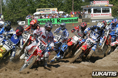 Kawasaki Race of Champions, Sunday October 2, 2005 volume 2