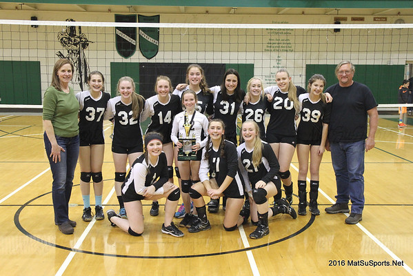 Valley C-Team Tournament 10-18-2016