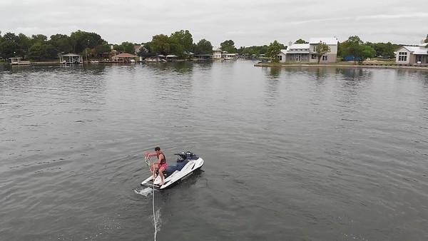 Lakehouse Drone