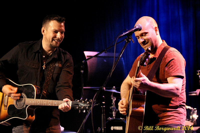 Kory Wlos with Robin Pelletier, opening for Bill Anderson - Century Casino 2014