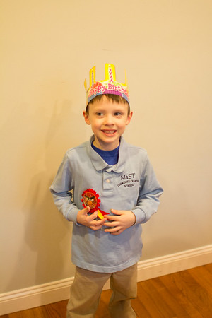 Jude's 6th Birthday