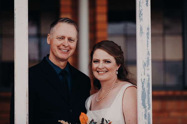 Narelle and Gavin