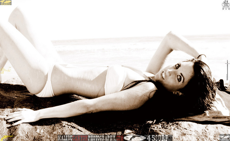 beautiful woman sunset beach swimsuit model 45surf 778..09..090...