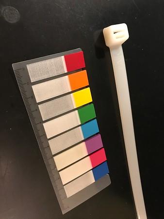 Color filter holder