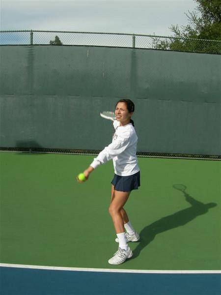 Girls' Tennis 2010 Season
